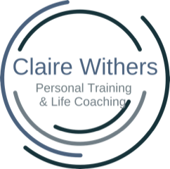 Life Coach and personal trainer logo